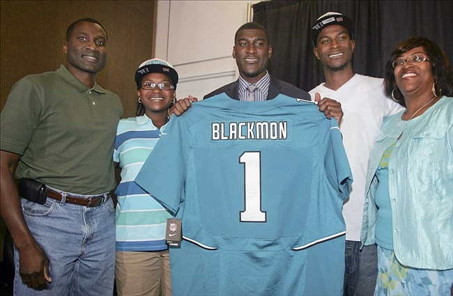 Blackmon Higher Character Than Dez Bryant Yeah Right