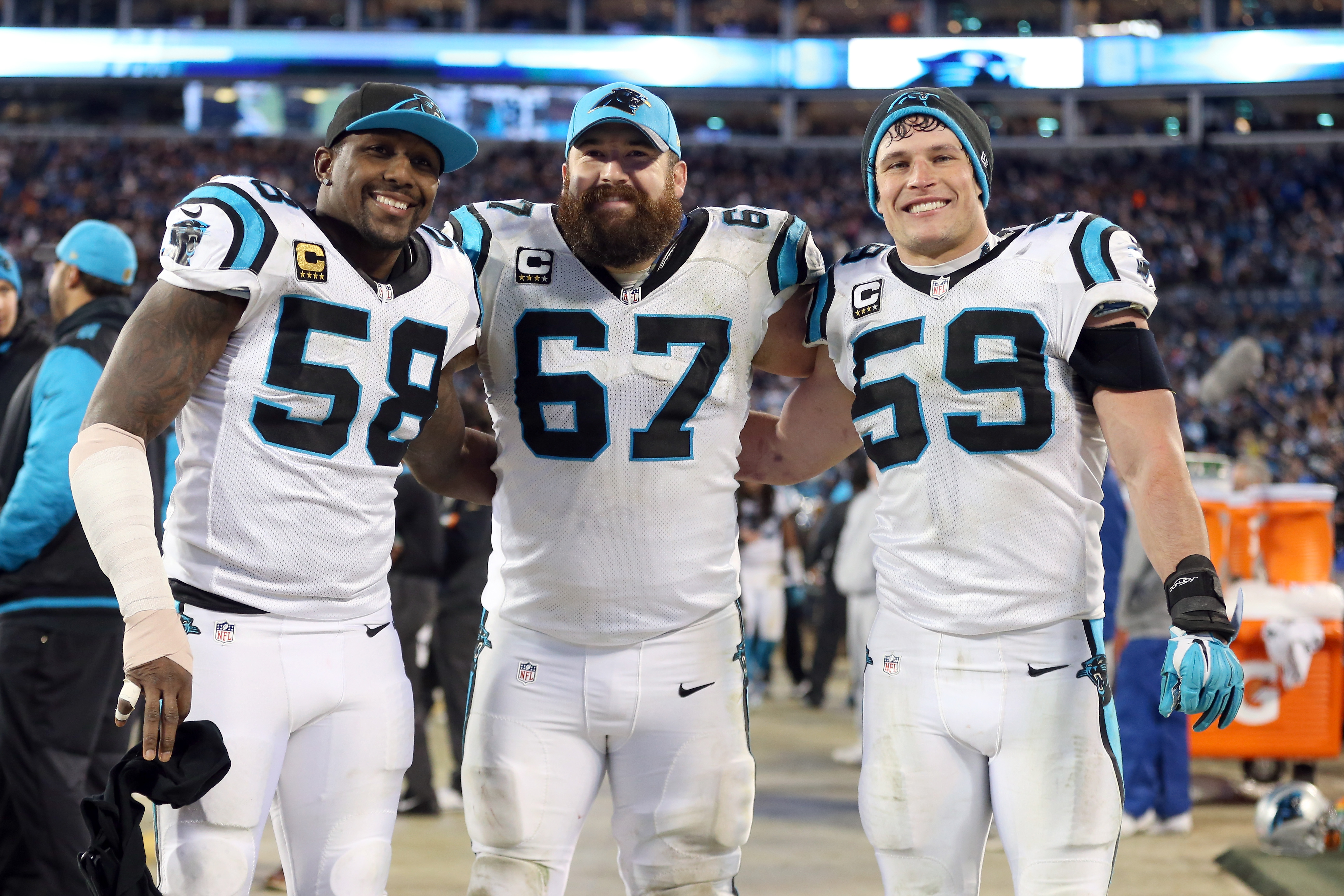 Carolina Panthers roster analysis Ryan Kalil C Page 4