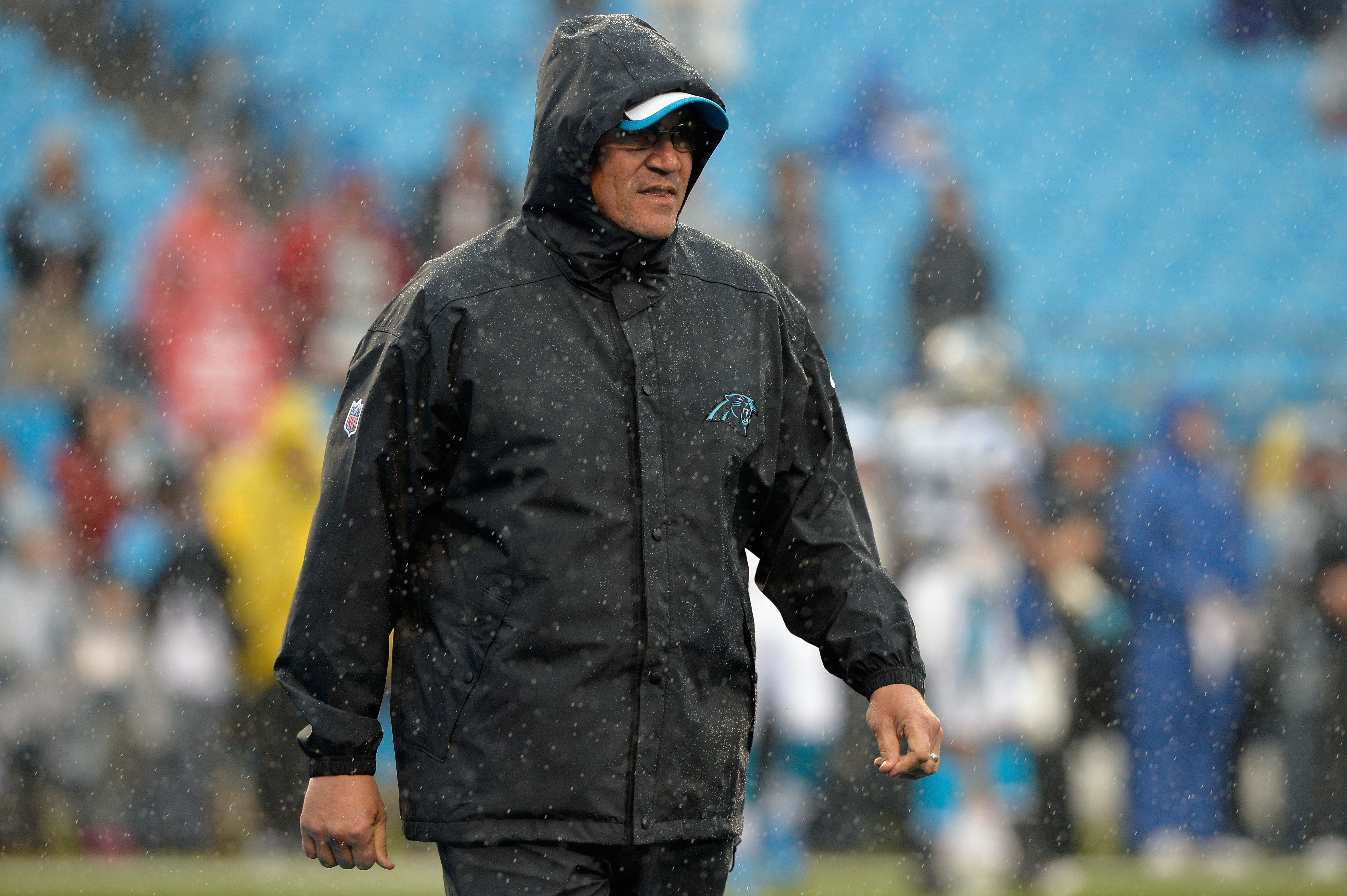 Panthers express uncertainty over Cam Newton (shoulder)
