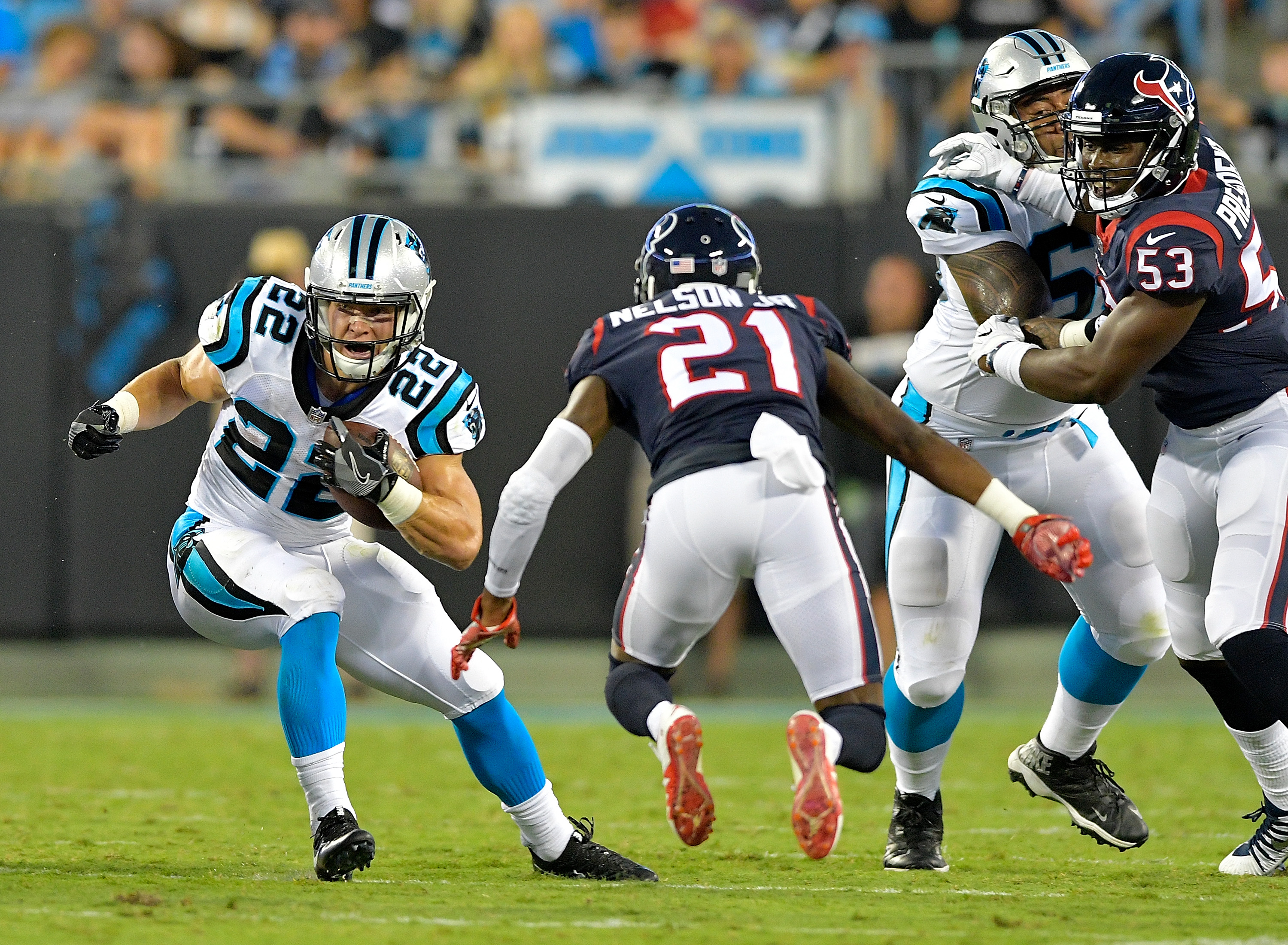Carolina Panthers: 5 players who stood out in first ...