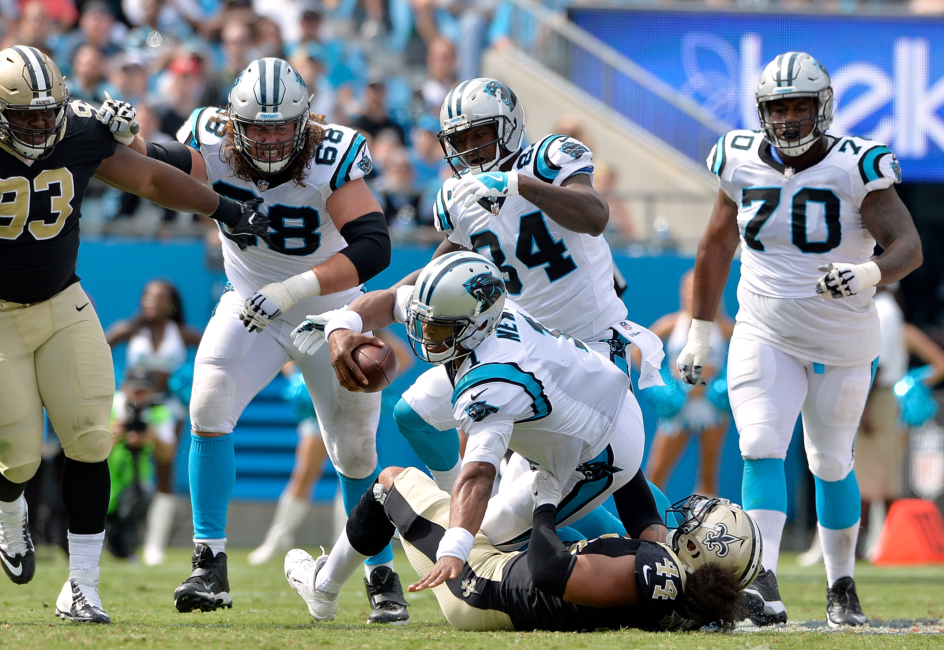 What Are The Panthers Score >> Carolina Panthers: Key takeaways from their Week 3 loss