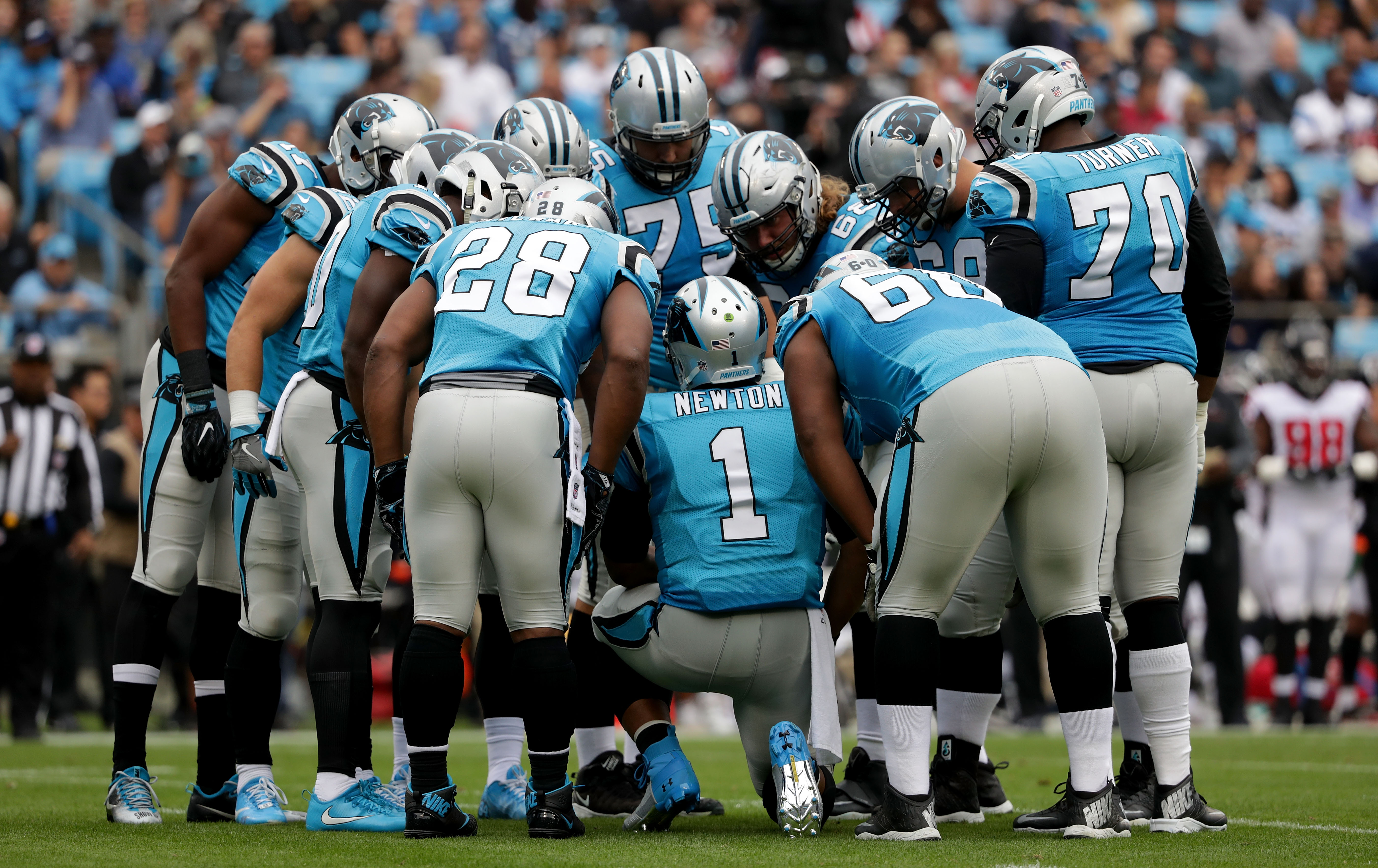 Carolina Panthers: Takeaways from Week 9 win over Falcons