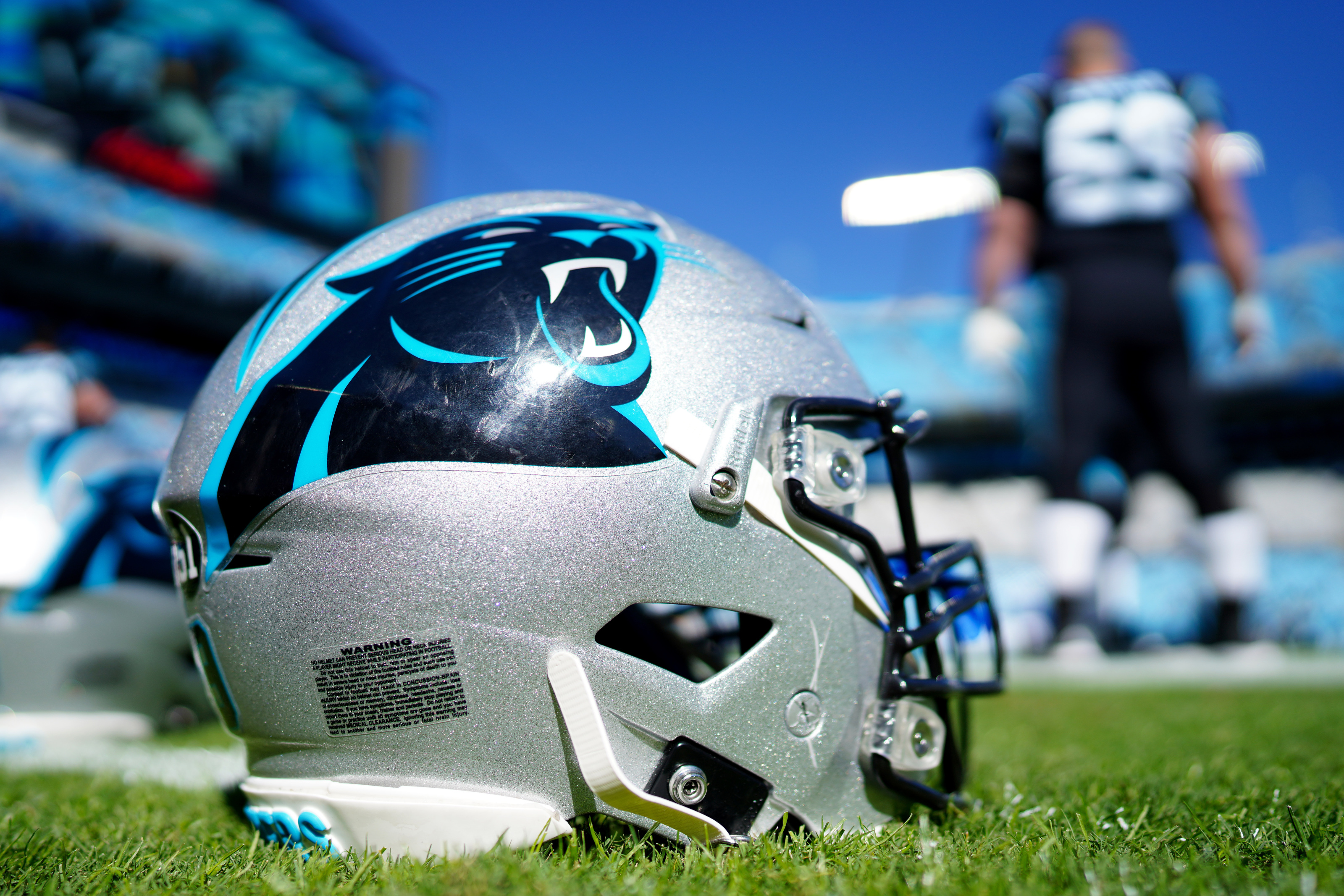 Carolina Panthers are getting a head start to rebuilding their culture