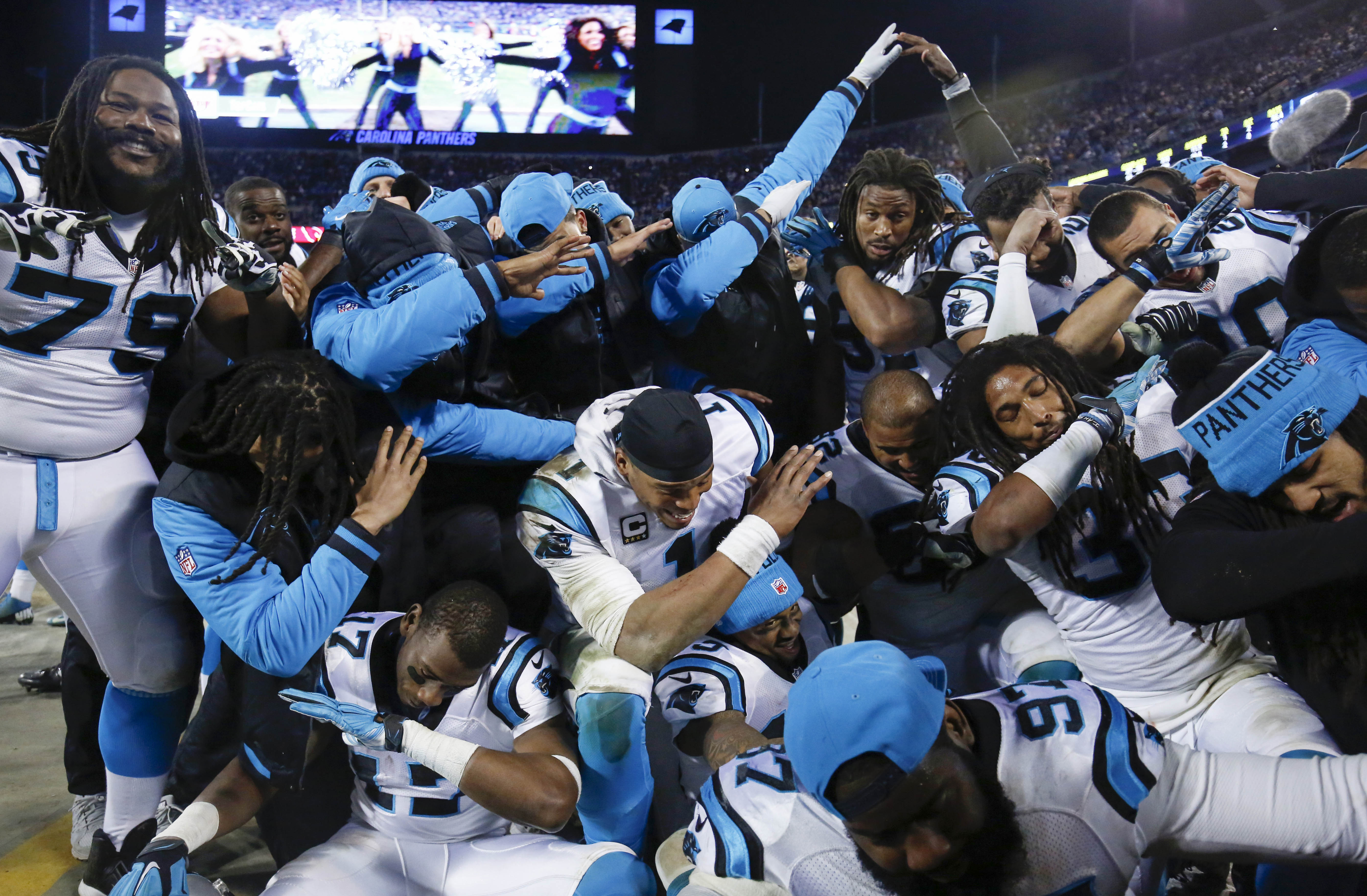 Carolina Panthers 5 Optimistic Predictions For The 2017