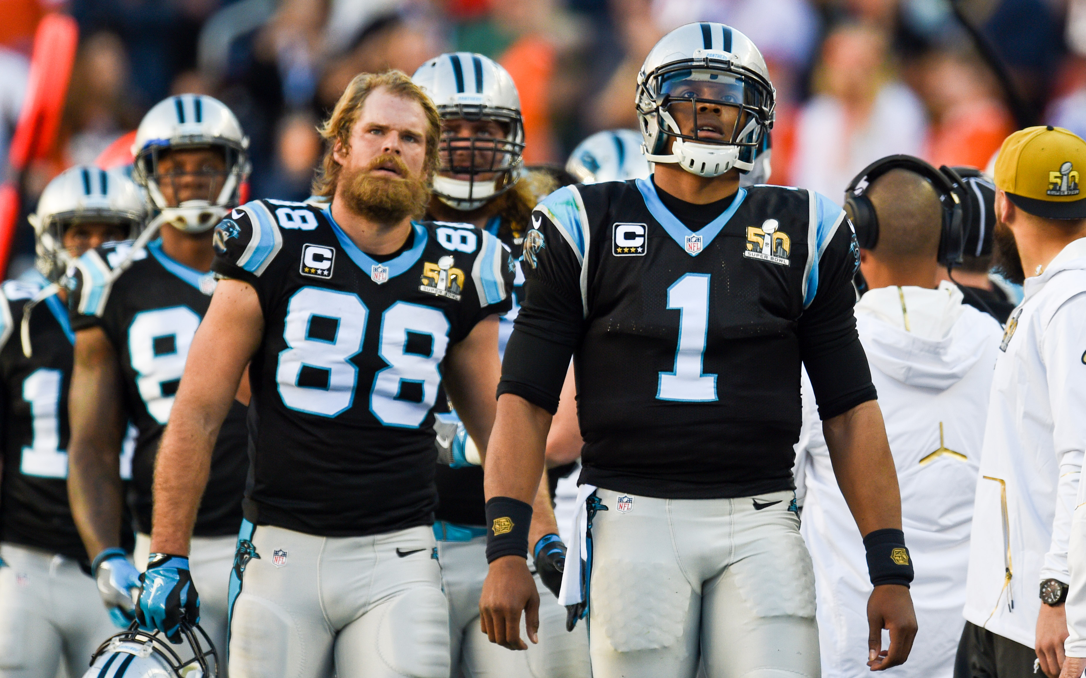 Carolina Panthers: Team records likely to be broken in 2017