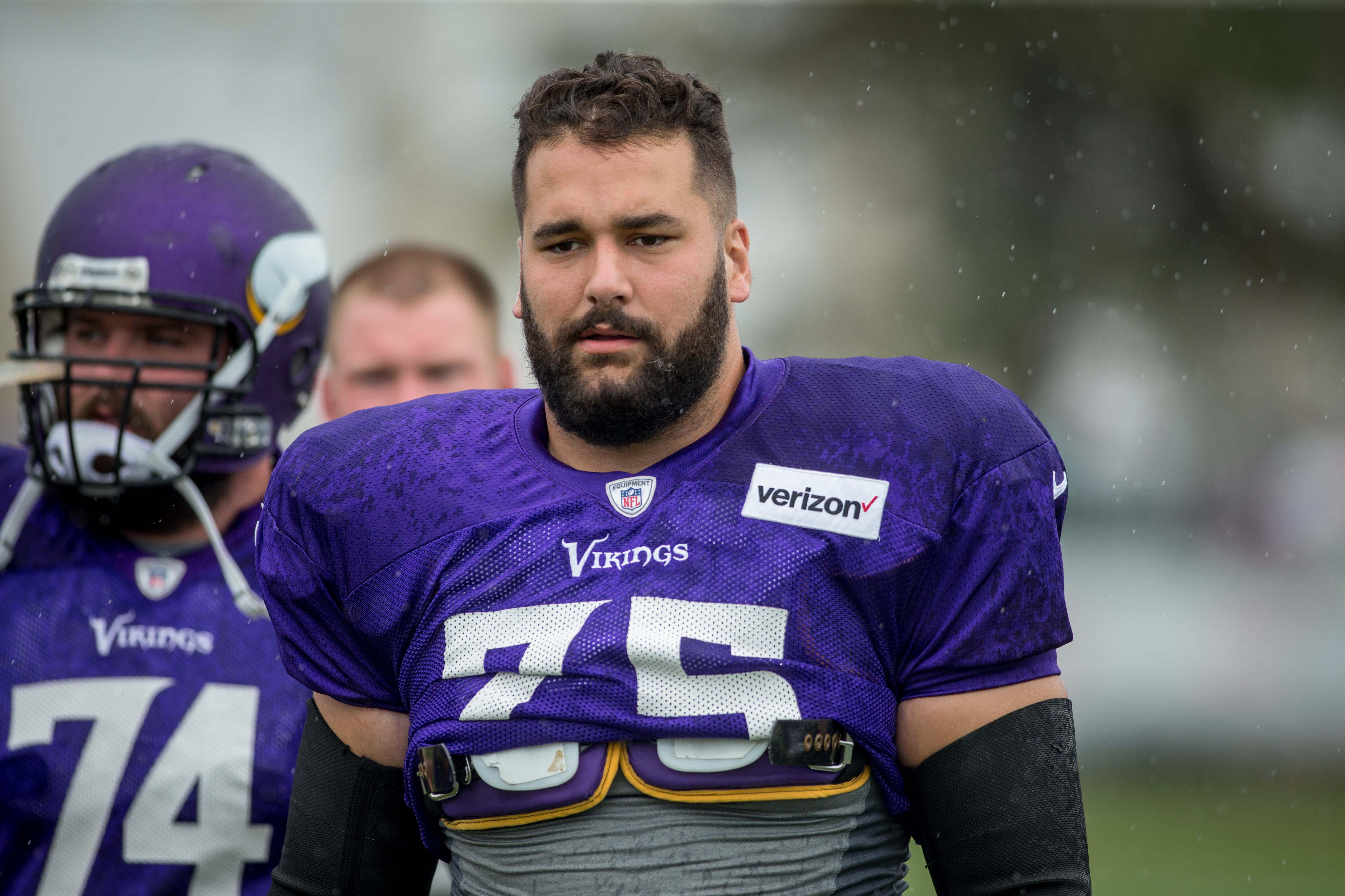 Carolina Panthers Player Five Facts Matt Kalil LT